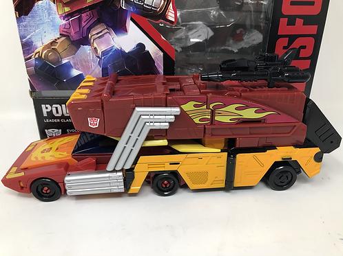 Transformers Rodimus Prime Power of the Primes Hasbro