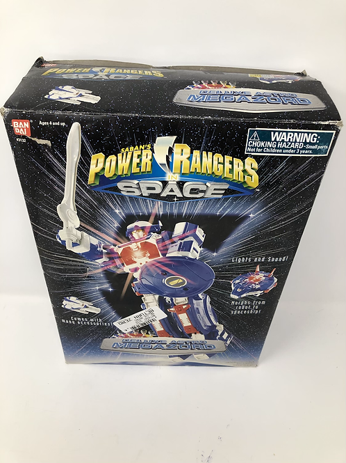 Power Rangers in Space Deluxe Astro Megazord Bandai