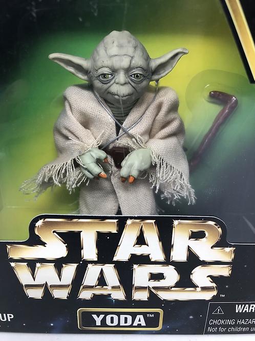 "Star Wars Action Collection 6"" Yoda Hasbro"