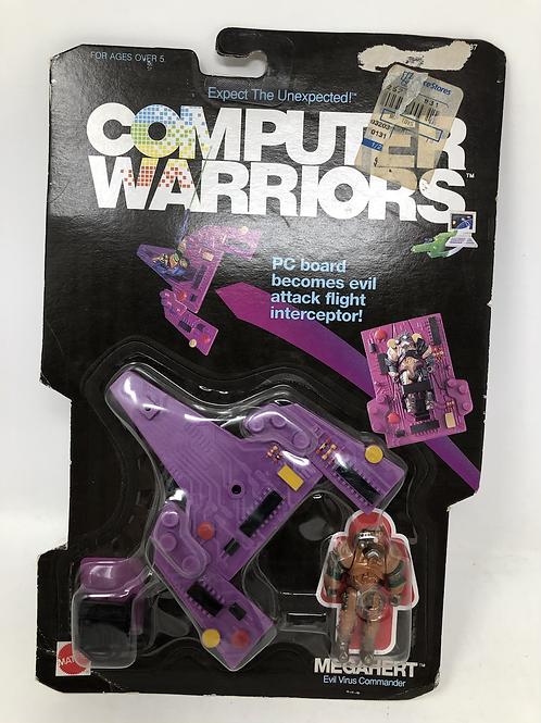 Computer Warriors Megahert Mattel