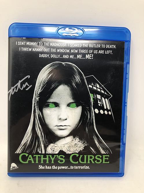 Cathy's Curse Blu Ray Severin