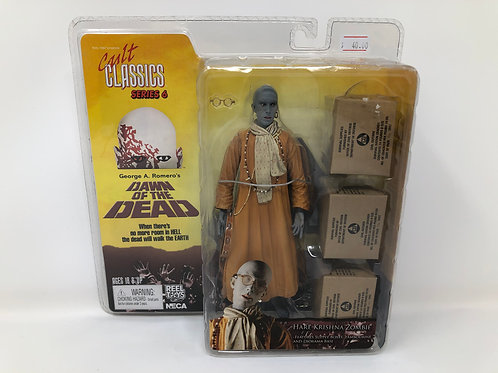 Dawn of the Dead Hare Krishna Zombie 2006 Neca Cult Classics Series 6