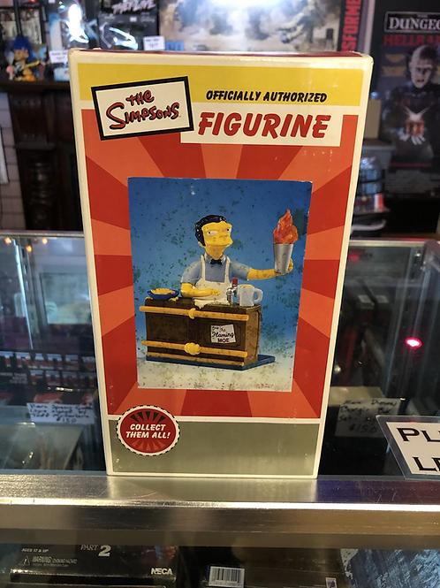 Simpsons Drink Up Chumps Hamilton Figure