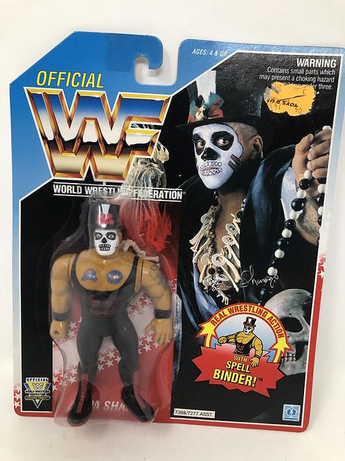 1992 WWF Papa Shango Vintage Hasbro