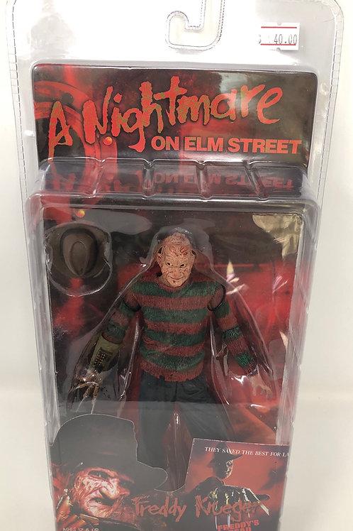 Nightmare on Elm Street Freddy Krueger Neca