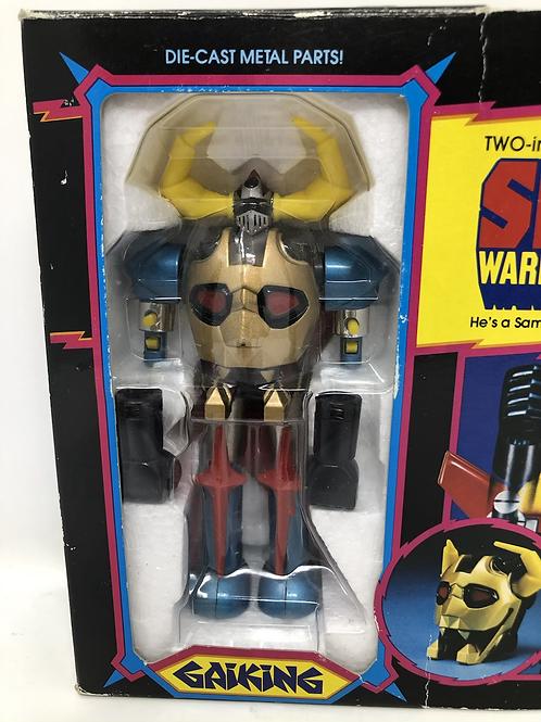 """Gaiking 6"""" Shogun Warrior Diecast Mattel"""
