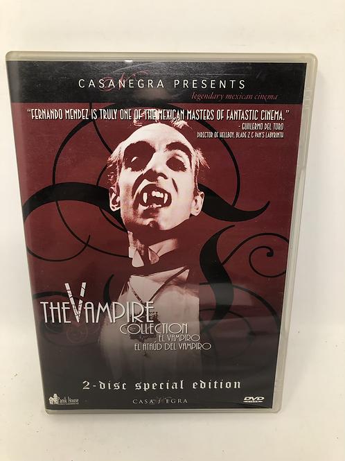 The Vampire Collection 2 DVD El Vampiro & El Ataud Del Vampiro