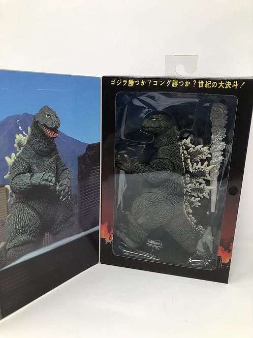 King Kong Vs Godzilla Neca
