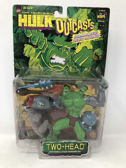 Hulk Outcasts Two Head Toybiz