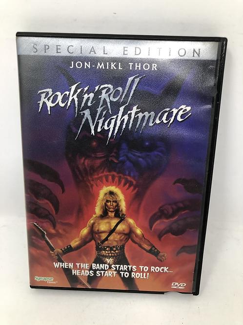 Rock N Roll Nightmare DVD Thor