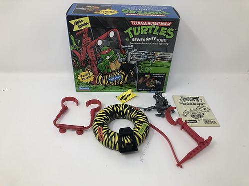 Tmnt Teenage Mutant Ninja Turtles Sewer Party Tube Playmates
