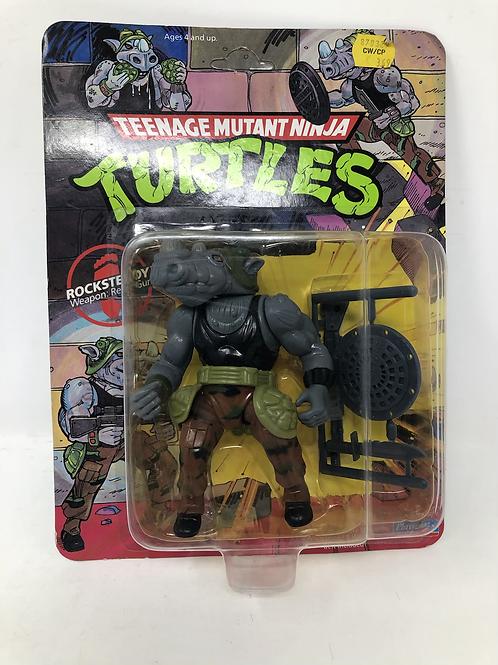 Teenage Mutant Ninja Turtles TMNT 1990 Rockateady Playmates