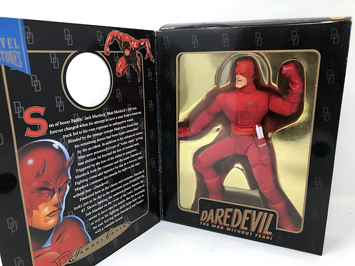 "Famous Covers Daredevil Toybiz 1998 8"" figure"