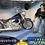 Thumbnail: X-Men Evolution Logan Wolverine Mutant Cycle Toy Biz