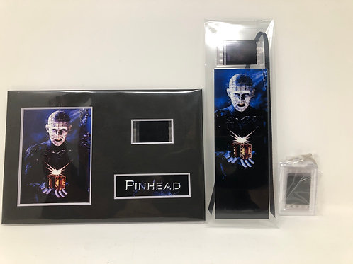 Hellraiser 35mm Bookmark, Keychain, and Photo