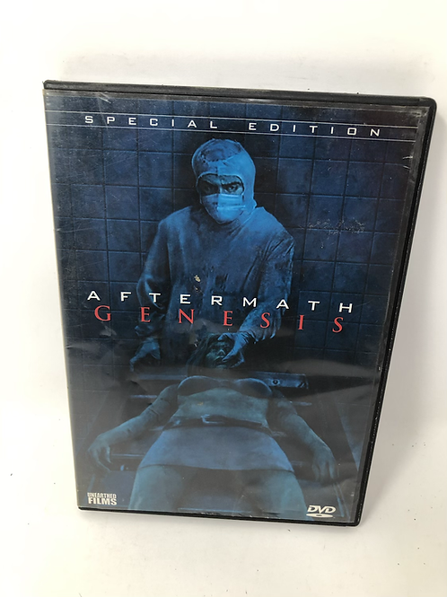 Aftermath Genesis DVD Unearthes Films