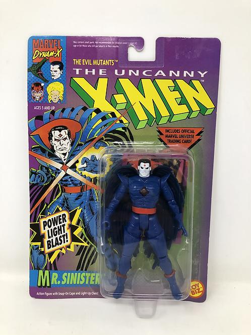 X-Men Mr Sinister Toybiz