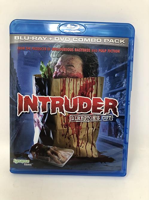 Intruder Blu ray and DVD Combo