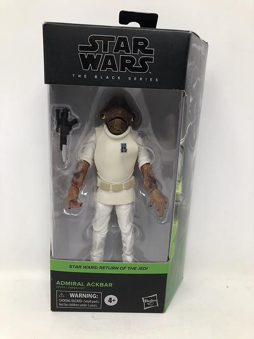 Star Wars Black Series Admiral Ackbar Hasbro