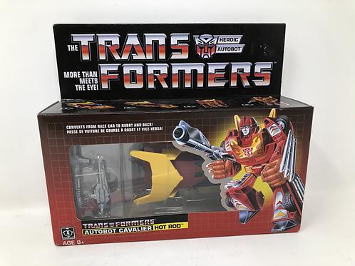 Transformers Hot Rod Reissue Hasbro