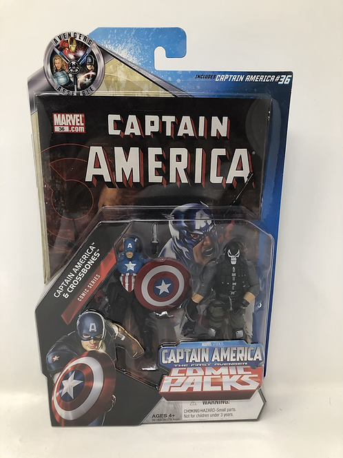 Captain America Crossbones Comic Pack