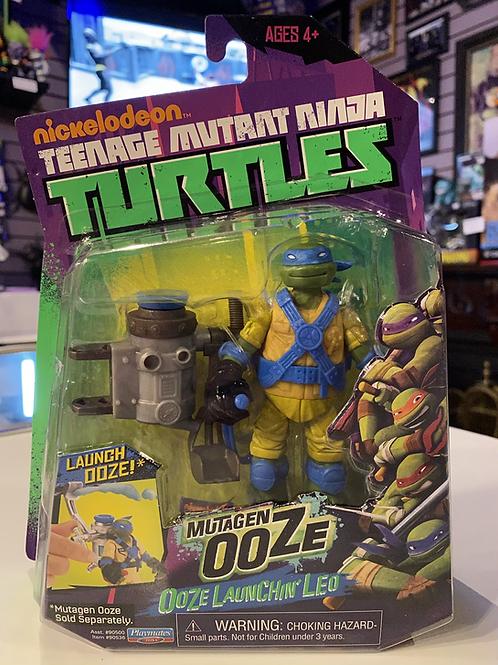 TMNT Teenage Mutant Ninja Turtles Mutagen Ooze Launchin' Leo