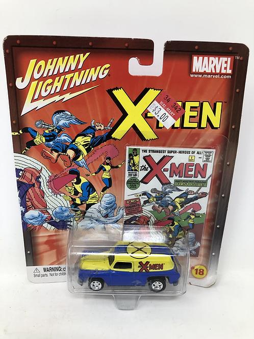 Marvel X-Men Johnny Lightning #18