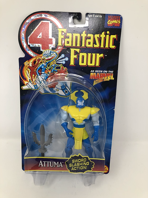 Fantastic Four Attuma Marvel Toy Biz
