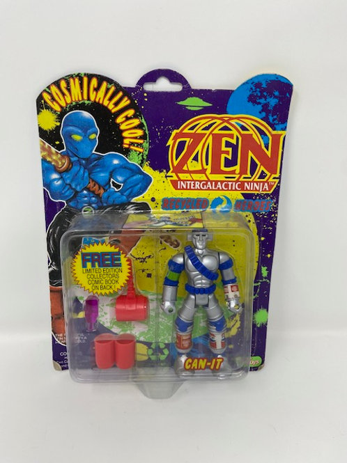 Zen Intergalatic Ninja Can-It 1991 Justoys