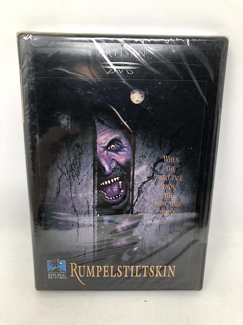 Rumpelstiltskin DVD Sealed