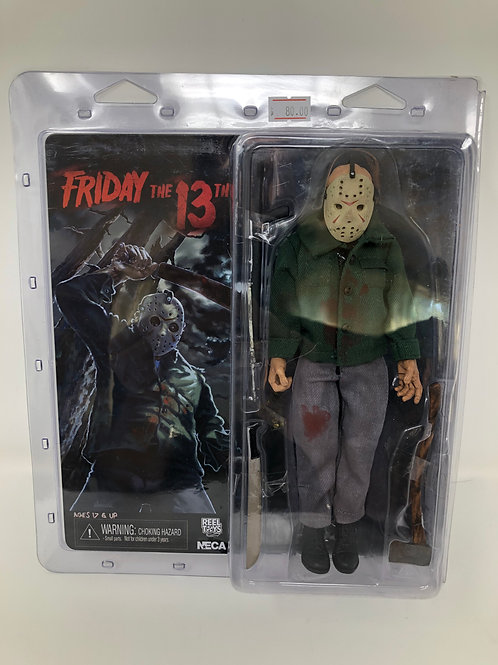 Friday the 13th Clothed Jason Voorhees Neca
