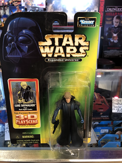 Star Wars Expanded Universe Luke Dark Empire Kenner
