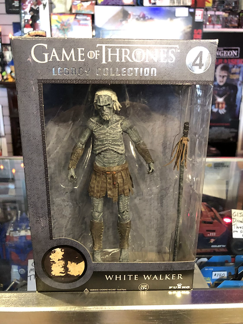 Game of Thrones Legacy Collection White Walker Funko