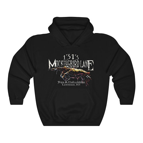 1313 Mockingbird Lane Creepy Hand Gildan Heavy Blend Hoodie Hooded Sweatshirt