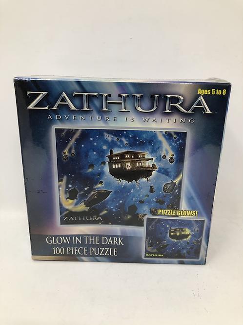 Zathura Glow in the Dark Puzzle Sealed