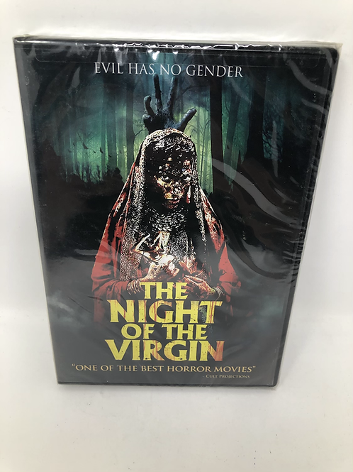 The Night of the Virgin DVD Sealed