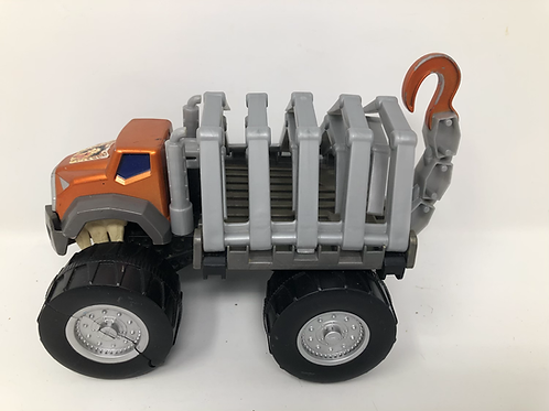 Hot Wheels Monster Truck with Teeth!
