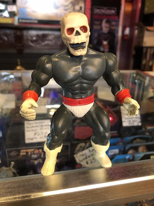 1982 Remco Warrior Beasts Skullman MOTU Rare