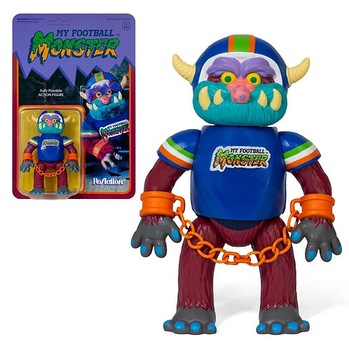 My Pet Monster Football Version Super7 Reaction Figure