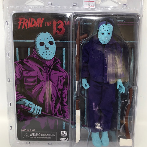 Friday the 13th Clothed Jason Voorhees video game version Neca