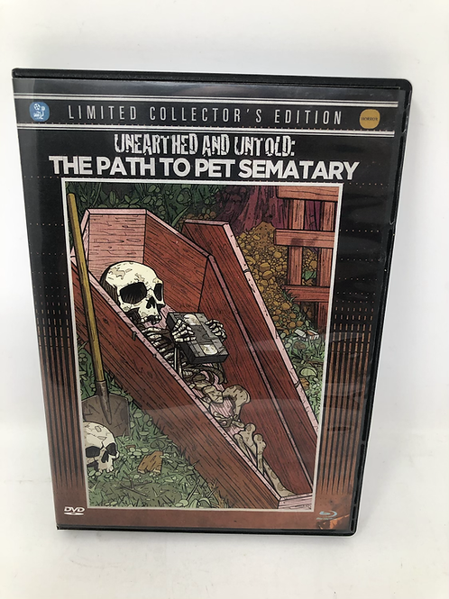 Path to Pet Sematary DVD Documentary