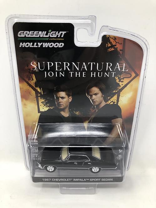 Supernatural 1967 Impala