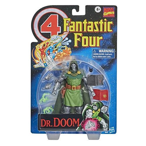 Marvel Legends Retro Dr Doom Hasbro