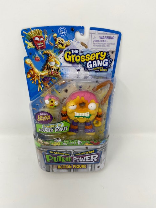 The Grossery Gang Dodgey Donut