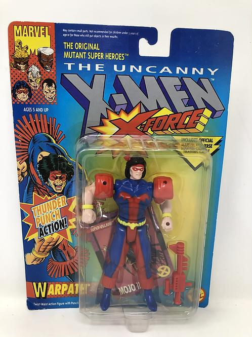 X-Men Warpath Toybiz