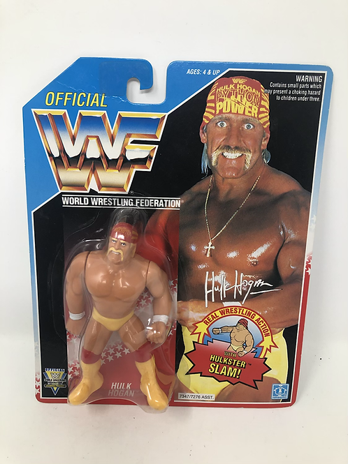 WWF Hulk Hogan 1992 Vintage Hasbro