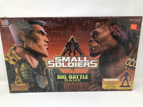 Small Soldiers Big Battle Game NIB