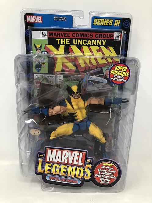 Marvel Legends Wolverine Toybiz