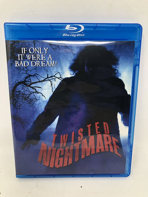 Twisted Nightmare Blu Ray Code Red
