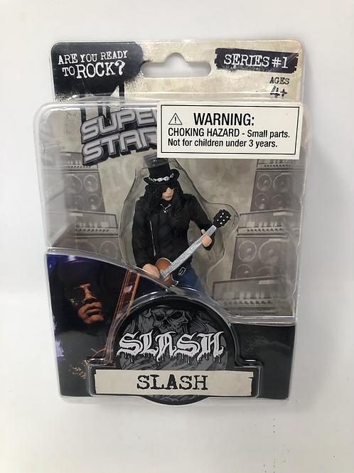 "Guns N Roses Slash 4"" Figure Super Stars"